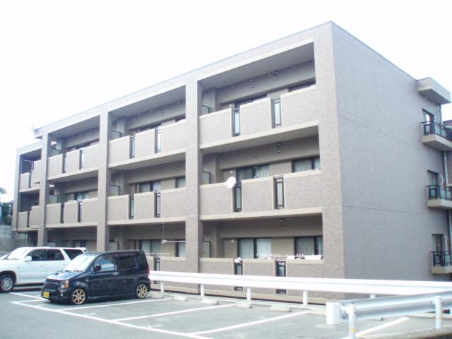 山口県下関市、幡生駅徒歩8分の築10年 4階建の賃貸マンション