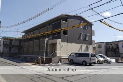 山口県下関市、新下関駅徒歩28分の築1年 3階建の賃貸アパート