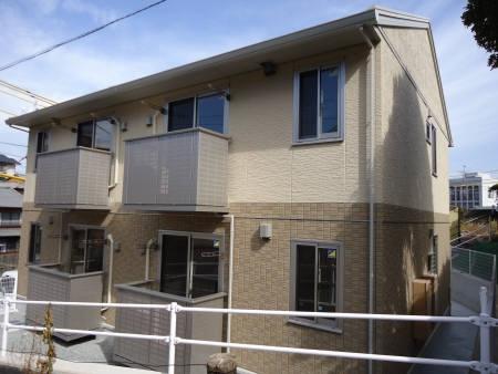山口県下関市、下関駅徒歩25分の築4年 2階建の賃貸アパート