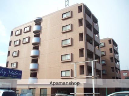 山口県下関市、幡生駅徒歩20分の築19年 6階建の賃貸マンション
