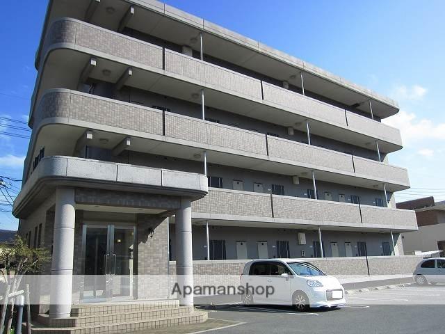 山口県山口市、新山口駅徒歩6分の築14年 4階建の賃貸マンション
