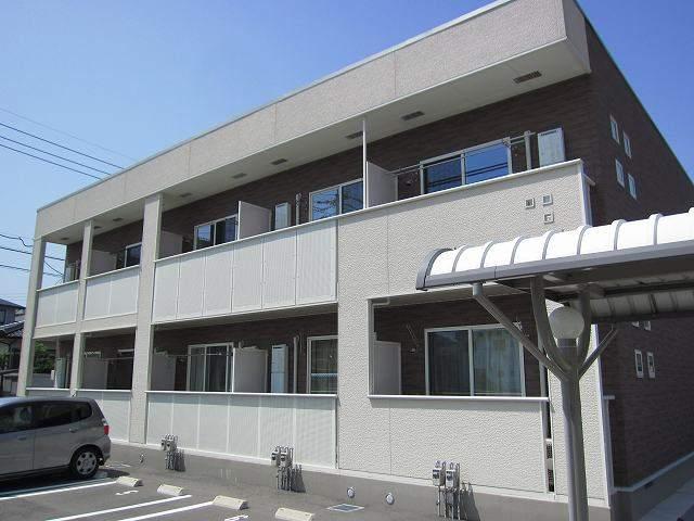 山口県山口市、周防下郷駅徒歩19分の築4年 2階建の賃貸アパート