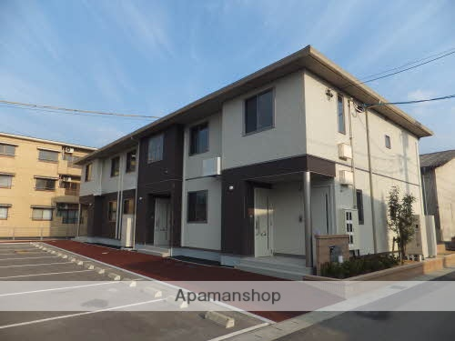 山口県山口市、矢原駅徒歩13分の築6年 2階建の賃貸アパート
