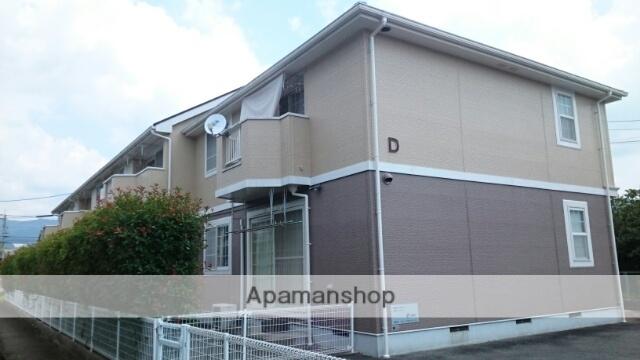 山口県山口市、矢原駅徒歩24分の築16年 2階建の賃貸アパート