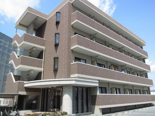 山口県山口市、新山口駅徒歩11分の築12年 4階建の賃貸マンション