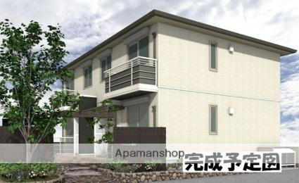 山口県周南市、徳山駅徒歩15分の新築 2階建の賃貸アパート
