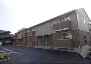 山口県周南市、徳山駅徒歩17分の築2年 2階建の賃貸アパート