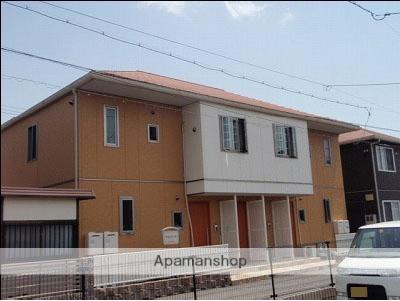 山口県下松市の築9年 2階建の賃貸アパート