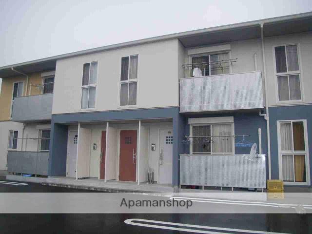 山口県下松市、周防花岡駅徒歩5分の築10年 2階建の賃貸アパート