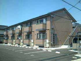 山口県光市、光駅徒歩23分の築11年 2階建の賃貸アパート