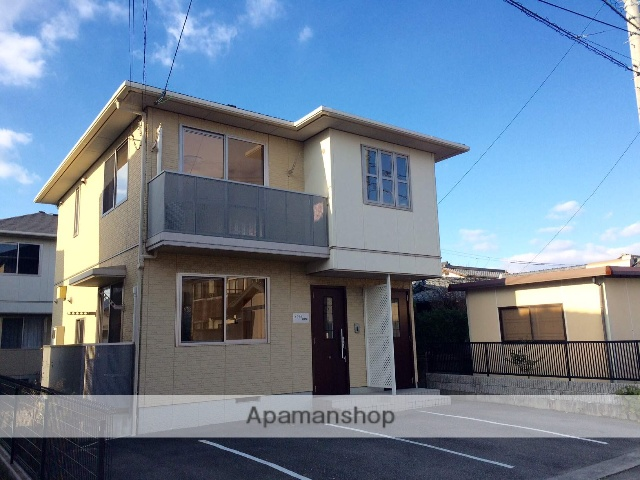 山口県下松市の築7年 2階建の賃貸アパート