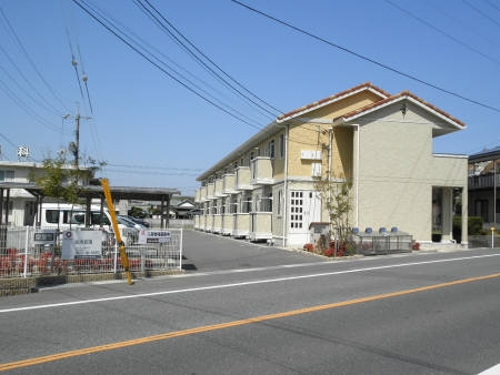 山口県下松市、周防花岡駅徒歩14分の築8年 2階建の賃貸アパート