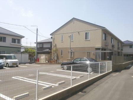 山口県下松市、下松駅徒歩28分の築2年 2階建の賃貸アパート