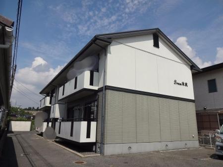 山口県下松市の築19年 2階建の賃貸アパート