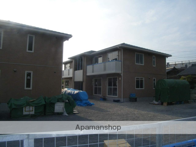 山口県下松市、周防花岡駅徒歩15分の築6年 2階建の賃貸アパート