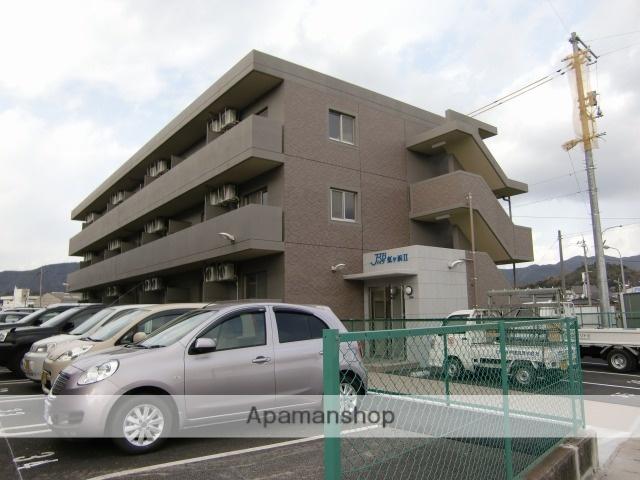 山口県光市、光駅徒歩9分の築6年 3階建の賃貸マンション