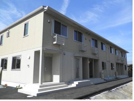山口県下松市の築5年 2階建の賃貸アパート