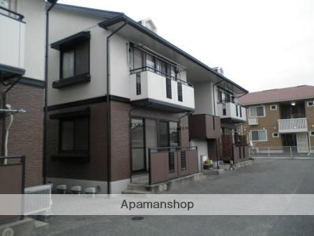 山口県下松市の築22年 2階建の賃貸アパート