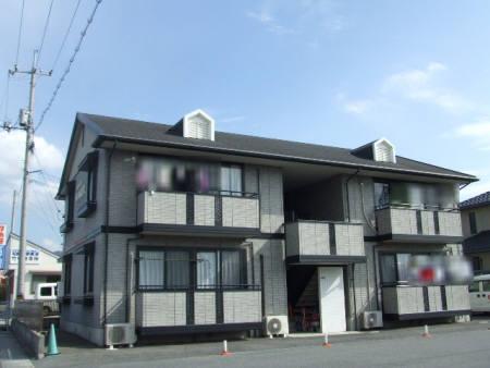 山口県下松市の築18年 2階建の賃貸アパート