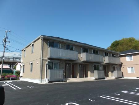 山口県下松市、周防花岡駅徒歩14分の築4年 2階建の賃貸アパート