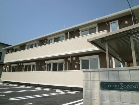 山口県下松市の築2年 2階建の賃貸アパート
