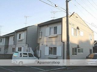 山口県下松市の築27年 2階建の賃貸アパート