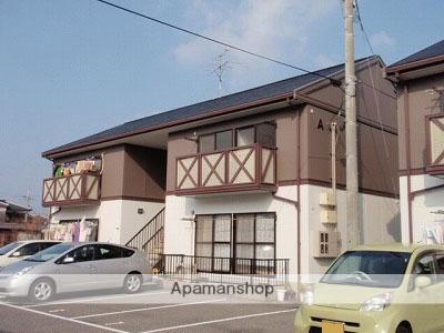 山口県光市、光駅徒歩90分の築23年 2階建の賃貸アパート