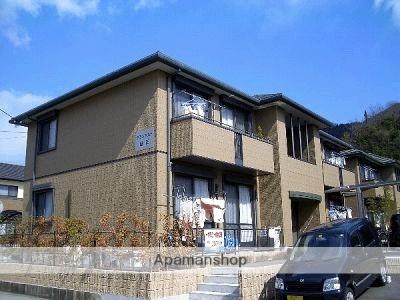 山口県光市の築14年 2階建の賃貸アパート