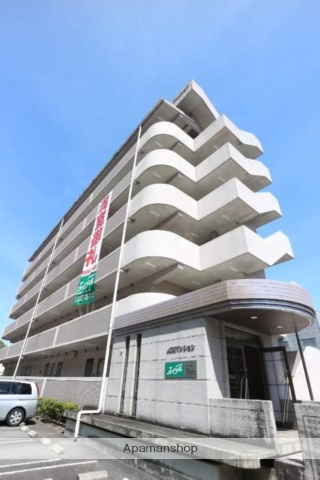 山口県岩国市、新岩国駅徒歩25分の築20年 6階建の賃貸マンション