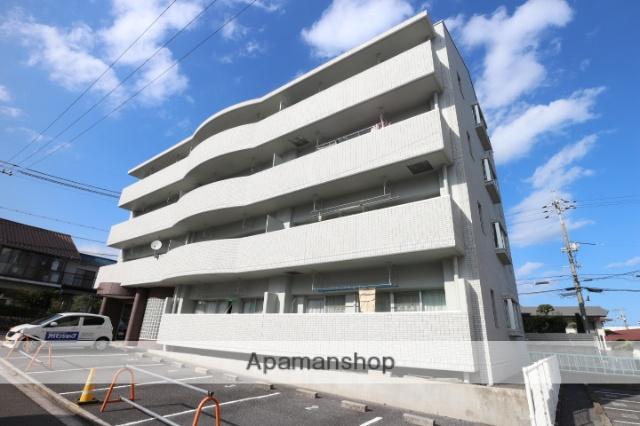 山口県岩国市、南岩国駅徒歩4分の築21年 4階建の賃貸マンション