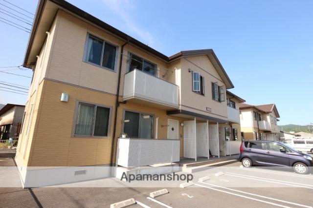 山口県岩国市、玖珂駅徒歩14分の築5年 2階建の賃貸アパート