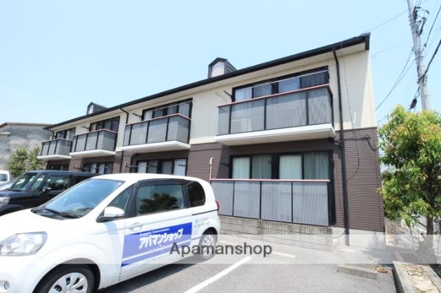 山口県山口市、新山口駅徒歩15分の築21年 2階建の賃貸アパート