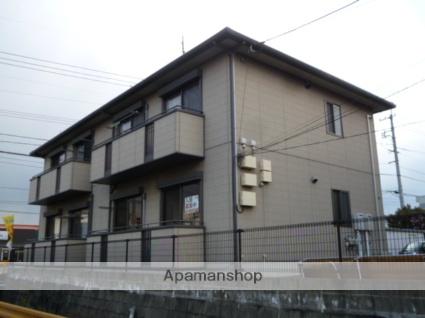 山口県山陽小野田市、小野田駅徒歩12分の築17年 2階建の賃貸アパート