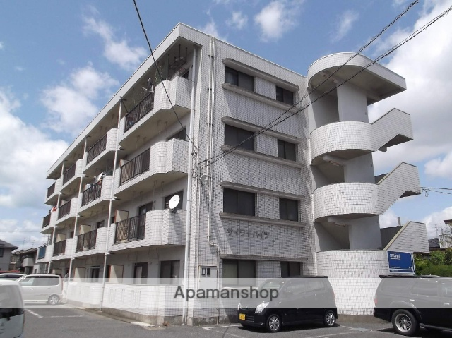 山口県山陽小野田市、南小野田駅徒歩5分の築28年 4階建の賃貸マンション