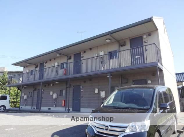 山口県山陽小野田市、雀田駅徒歩14分の築13年 2階建の賃貸アパート