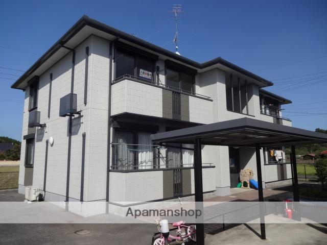山口県山陽小野田市、厚狭駅徒歩20分の築14年 2階建の賃貸アパート