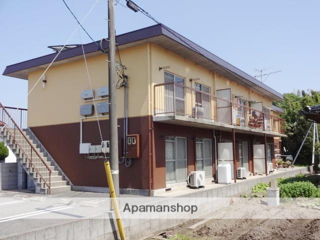 山口県山陽小野田市、目出駅徒歩8分の築34年 2階建の賃貸アパート