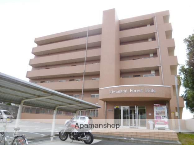 山口県宇部市、宇部駅徒歩5分の築11年 6階建の賃貸マンション