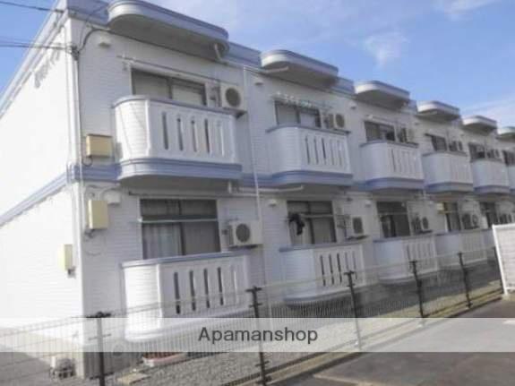 山口県宇部市、岩鼻駅徒歩18分の築20年 2階建の賃貸アパート