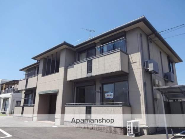 山口県山陽小野田市、厚狭駅徒歩15分の築14年 2階建の賃貸アパート