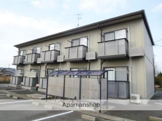 山口県山陽小野田市、小野田港駅徒歩16分の築16年 2階建の賃貸アパート