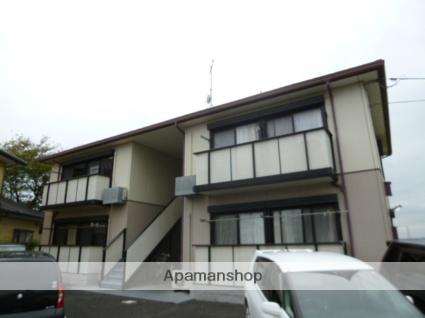 山口県山陽小野田市、雀田駅徒歩30分の築20年 2階建の賃貸アパート