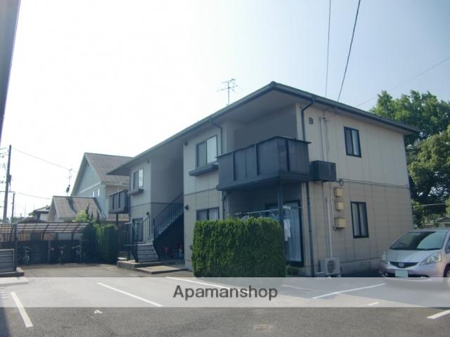 山口県山陽小野田市、南小野田駅徒歩5分の築19年 2階建の賃貸アパート