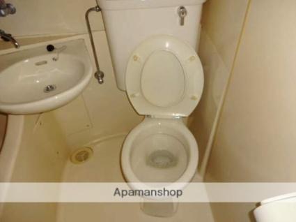 ポエムザマンション[1R/18m2]のトイレ