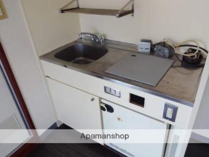 ポエムザマンション[1R/18m2]のキッチン