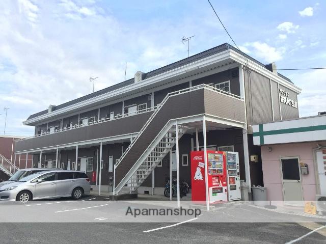 山口県宇部市、妻崎駅徒歩20分の築26年 2階建の賃貸アパート