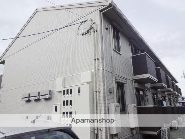 山口県山陽小野田市、長門長沢駅徒歩27分の築1年 2階建の賃貸アパート