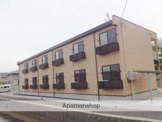 山口県山陽小野田市、小野田駅徒歩22分の新築 2階建の賃貸アパート