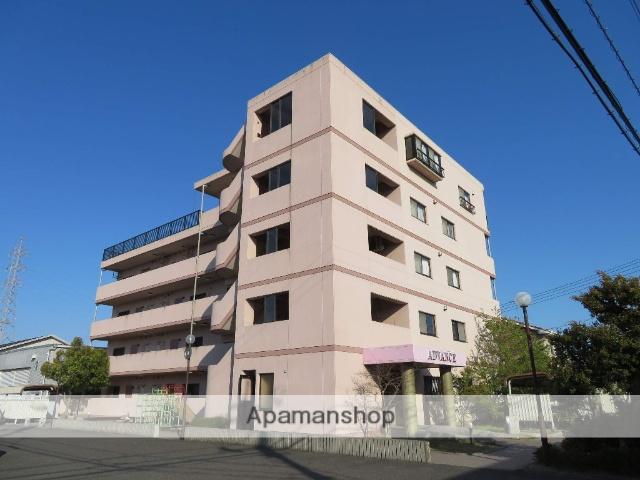 山口県宇部市、宇部駅徒歩18分の築17年 5階建の賃貸マンション
