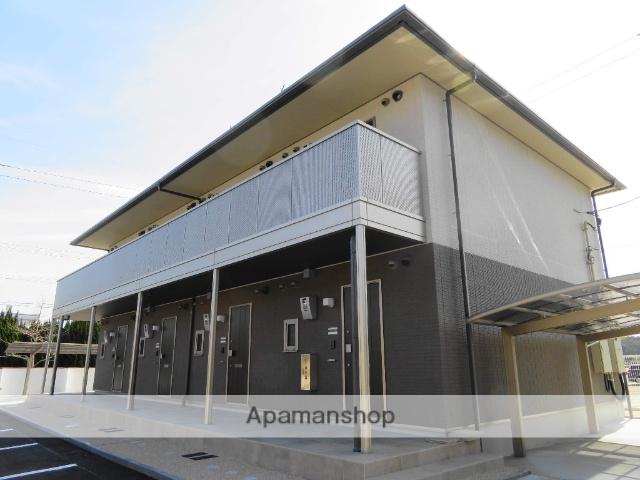 山口県山陽小野田市、雀田駅徒歩4分の新築 2階建の賃貸アパート